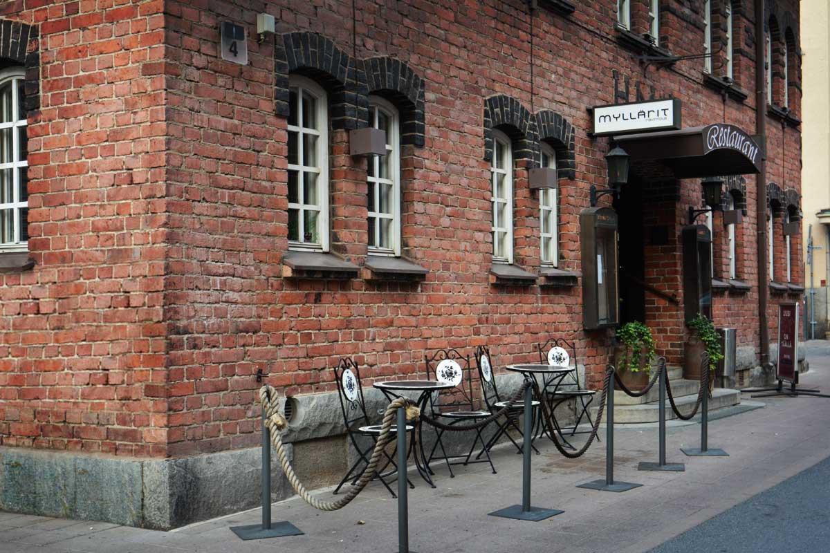 Ravintolat Tampere